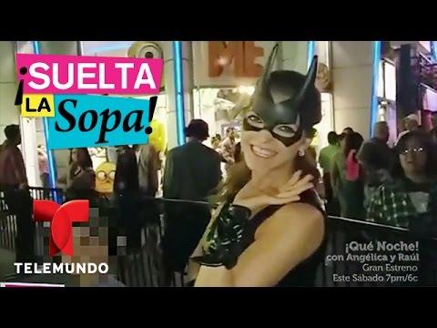 Suelta La Sopa | Captamos a Ana Bárbara con su nuevo amor 15 años menor que ella | Entretenimiento