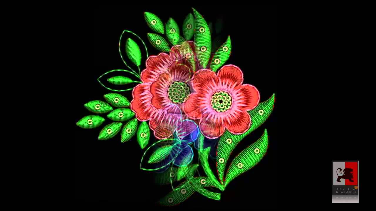 Latest Thread Embroidery Designs Ausbeta