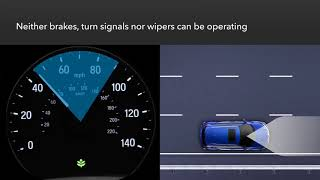 Honda HR-V: How to Use the Road Departure Mitigation System (RDM)