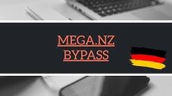 - Mega.Nz Download / Upload Bypass - * Deutsch *