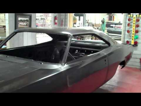 1969 Charger with all new AMD sheetmetal