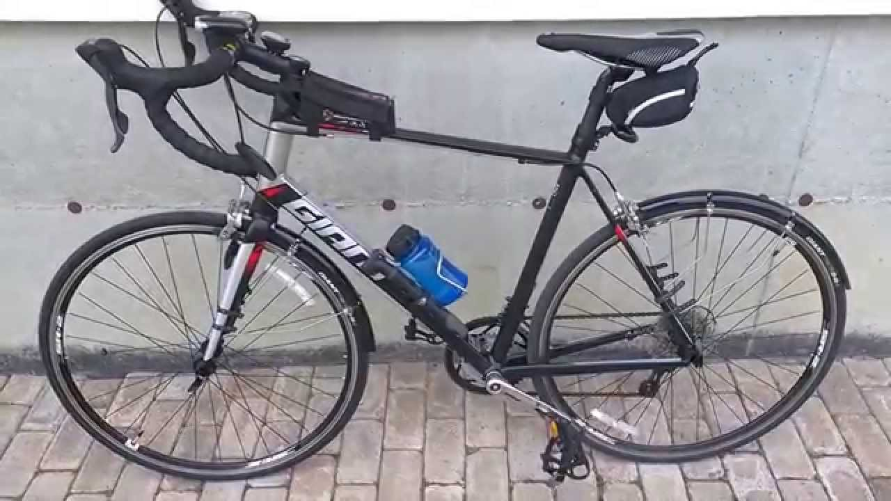 6c0a3a5aa8e Giant Defy 5 (2015 Model) - YouTube