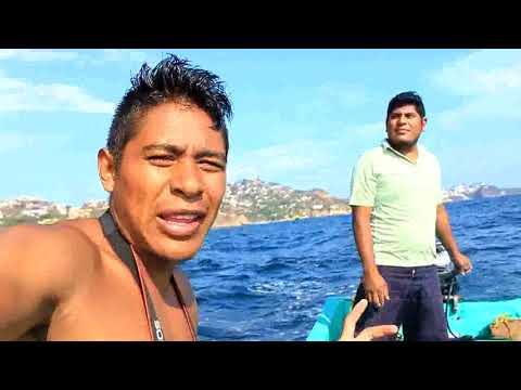 pescando en acapulco