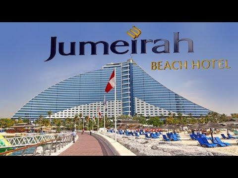 Jumeirah Beach Hotel  - Dubai 4K
