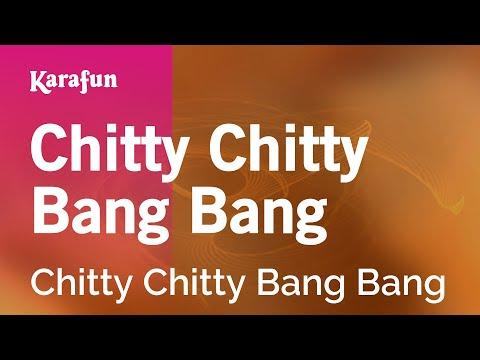 Karaoke Chitty Chitty Bang Bang - Chitty Chitty Bang Bang *