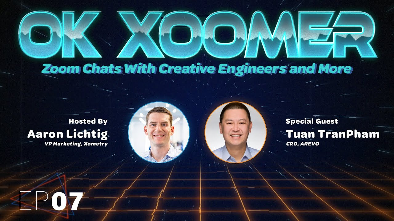 Ok Xoomer EP07 | Tuan TranPham | The 3D Printing Industry Needs More Talent