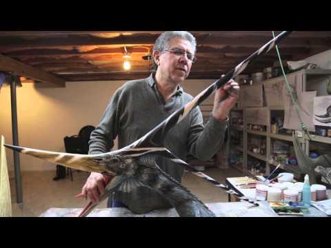 Pterosaur Models by Bob Garcia