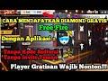 Cara Mendapatkan Diamond Free Fire Gratis Dengan Aplikasi FlashDog - Garena Free Fire Indonesia