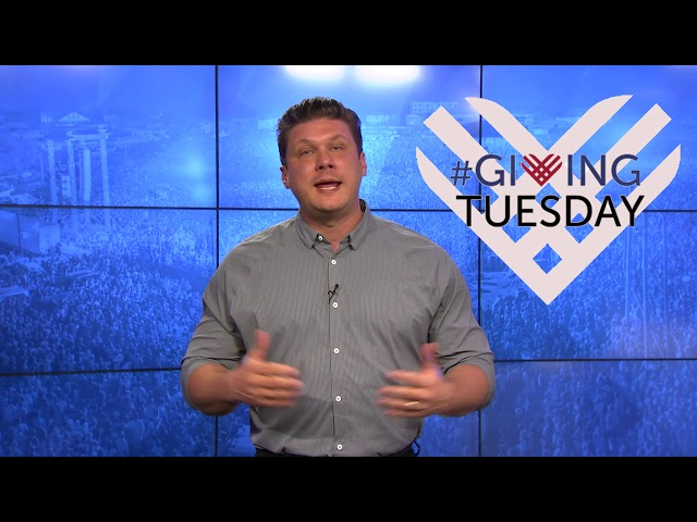 Giving Tuesday 2018 - Daniel Kolenda