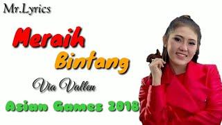 Meraih Bintang Lirik Asia Games | Via  Vallen