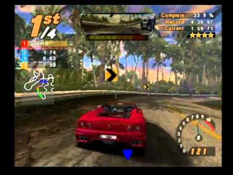need for speed hot persuit ps2