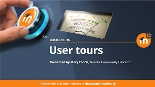 User Tours in Moodle 3.2