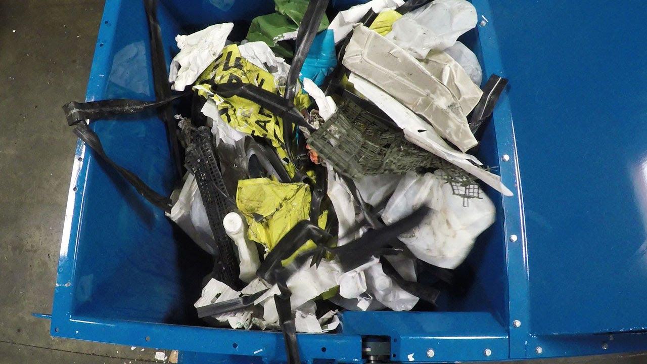 PLASTICS: Rigid Plastic (SR400)