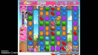 Candy Crush Level 726 help w/audio tips, hints, tricks