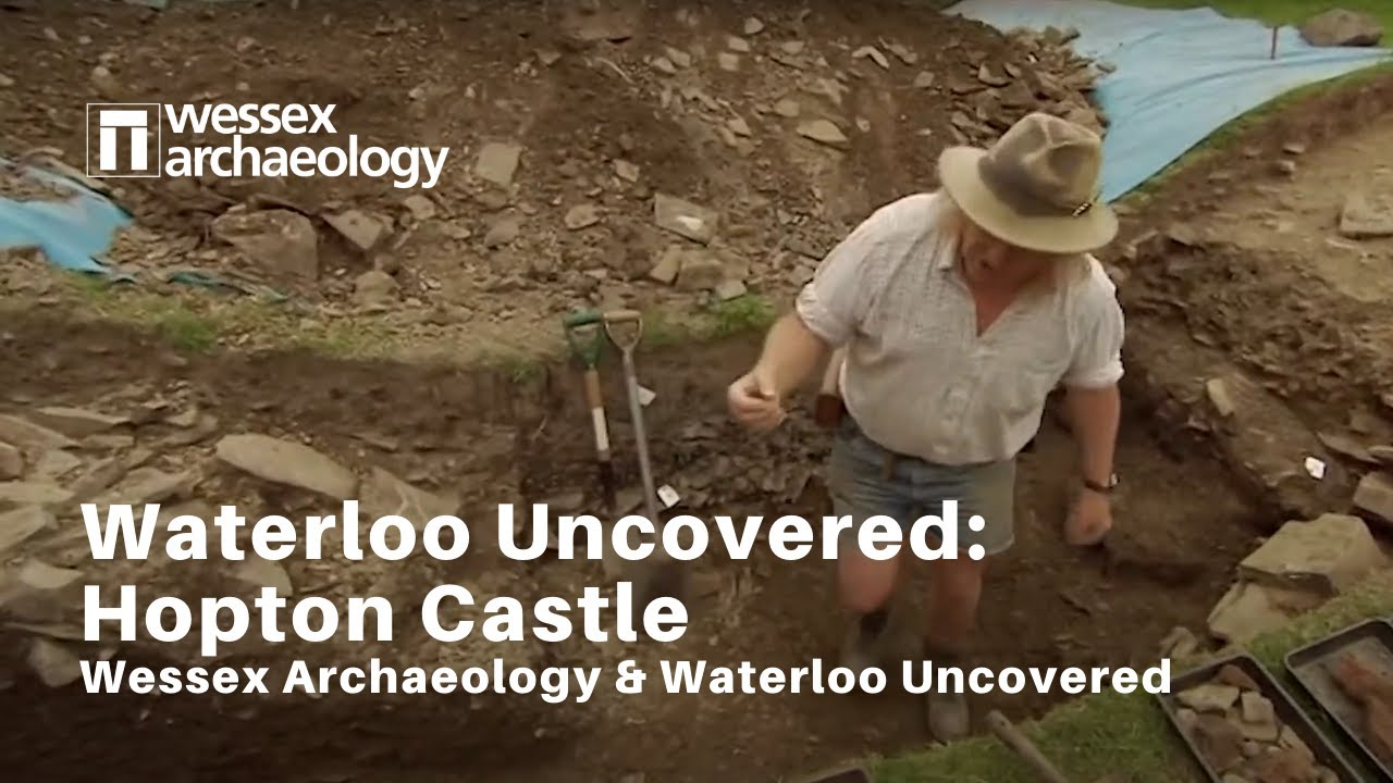 Waterloo Uncovered: Hopton Castle with Phil Harding