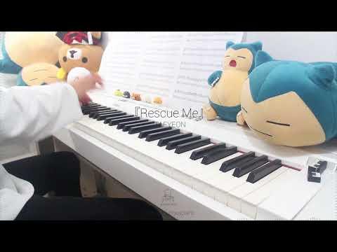 Taeyeon テヨン - Rescue Me (Final Life OST)   Piano Cover ピアノ