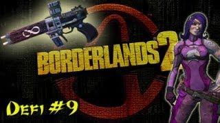 Borderlands 2 | Défi n°9 : Infinity Pistol.