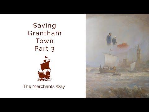 Saving Grantham Town Part 3 - The Merchants Way 011