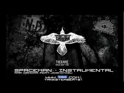 RAF CAMORA feat. JOSHIMIZU - SPACEMAN (INSTRUMENTAL PROD. TANKSTERBEATS)