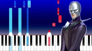 MIRACULOUS - HAWK MOTH - THEME SONG (Piano Tutorial)