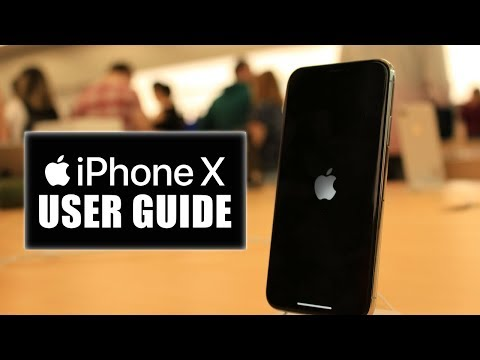 iPhone X User Guide | Things You Probably Don't Know