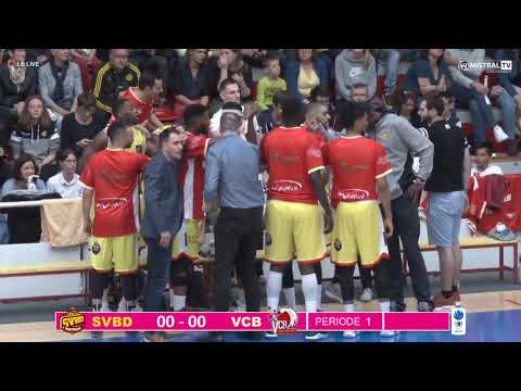 SVBD Vs Challans Basket
