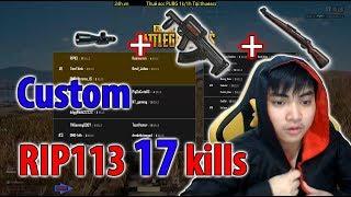 Custom RIP113 Groza + K98 + x15 l 17 kills