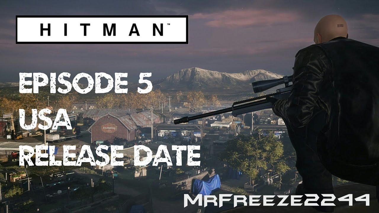 Hitman 6 release date in Sydney