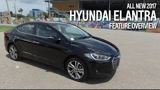 The All New 2017 Hyundai Elantra Limited Edition