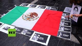 México: Tildan de ineficaz la protección a periodistas tras un nuevo asesinato