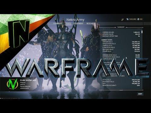Warframe: Mit értünk el Nekro Armyval 5 év alatt thumbnail