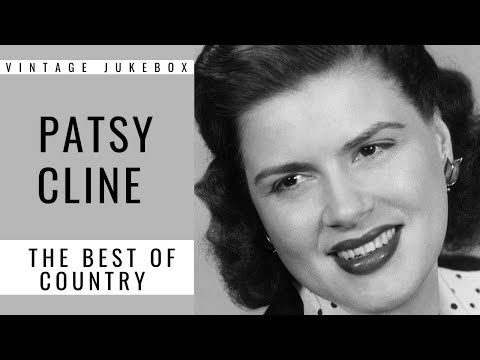 PATSY CLINE - THE BEST OF COUNTRY [Vintage Jukebox]