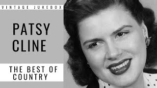 Patsy Cline - The Best Of Country [Vintage Jukebox] (GREATEST FEMALE COUNTRY SINGER)