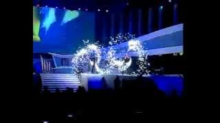 Vanitha Film Awards 2012 - Fire Dance