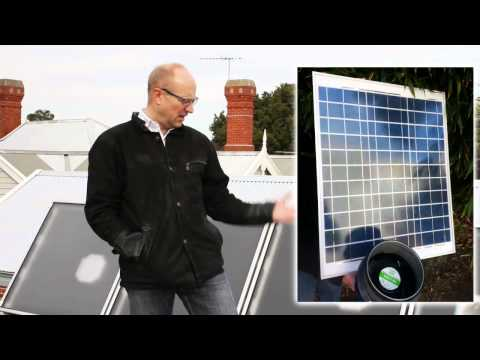 Solar Air Module (SAM) Solar Heating - Introduction Video