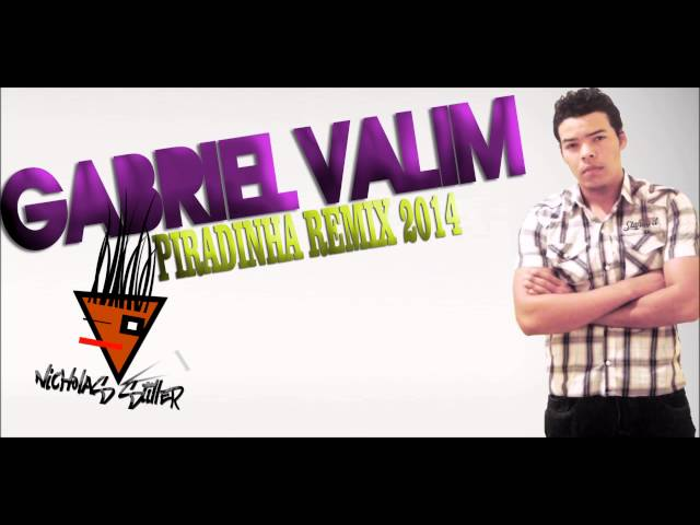 Piradinha remix Gabriel Valim  Stiller Bootleg 2014 Travel Video