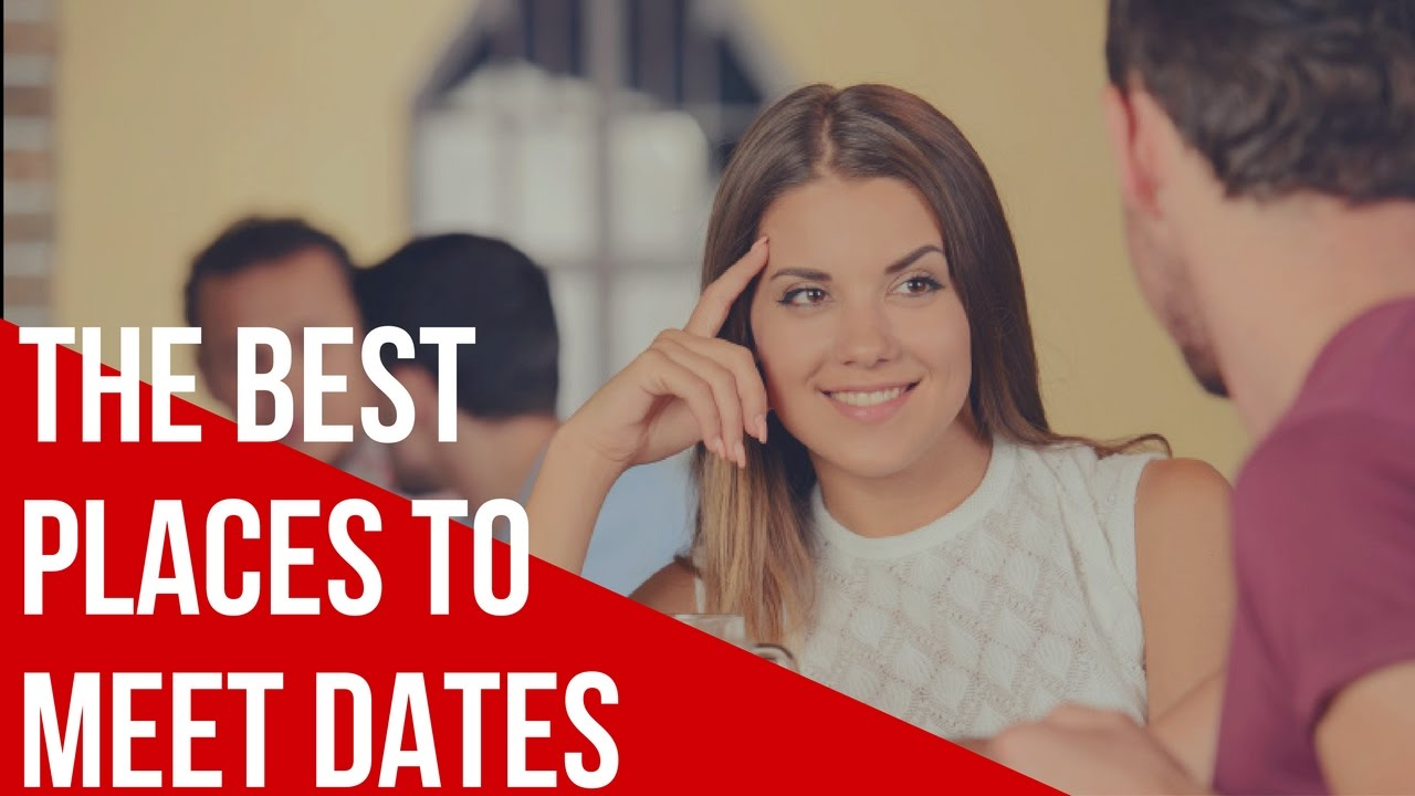 Top places to meet people