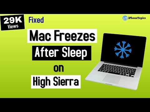 how to fix a mac when it freezes