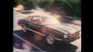 1977 Ford Mustang TV Ad Commercial (3 of 4)
