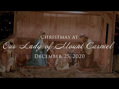 Christmas at Our Lady of Mount Carmel