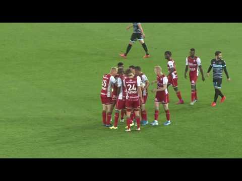 Essevee - KFC Duffel 4:2 (1/16de finale Croky Cup)