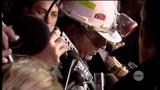On this day | 9th May 2006 | Beaconsfield miners rescued