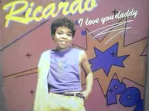 I love you daddy lyrics and music by ricardo and friends.