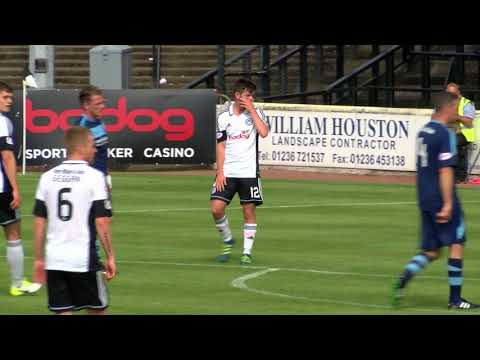 SPFL League 1: Ayr United v Forfar Athletic