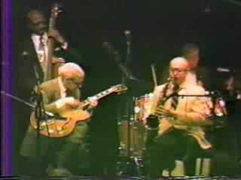 Bud Freeman Quintet at Manassas