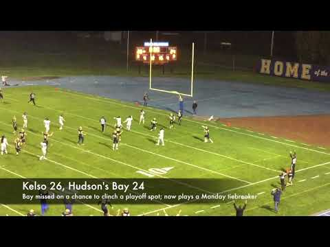 3A GSHL football: Hudson's Bay loses heartbreaker