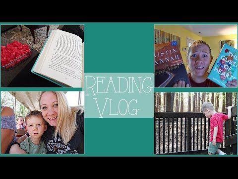 READING VLOG!!