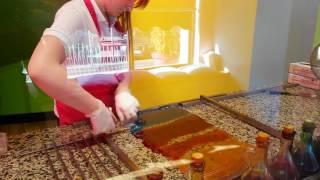 видео Карамельные конфеты