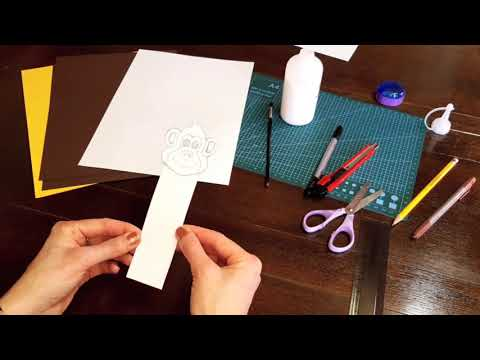 National Zoo Lovers Day - How To Make Your Own Animal Bookmark