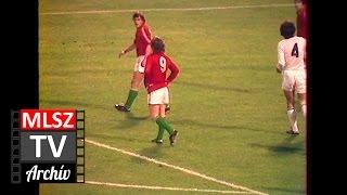 Magyarország-Görögország | 0-0 | 1979. 05. 02 | MLSZ TV Archív